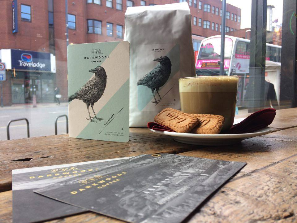 Introducing Dark Woods Coffee - our proper Yorkshire supplier of ethical beans